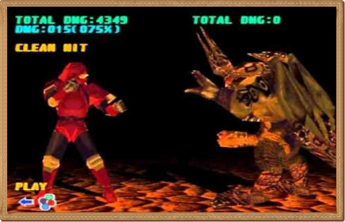 Tekken 3 PC Games Gameplay