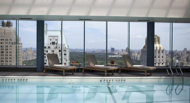 Le Parker Meridien, New York