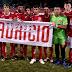 Combinado Rojo Sub 17 ganó el partido y el corazón de la gente