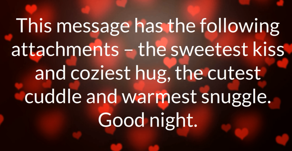 top 40 cute good night love wishes messages for him wishes quotes