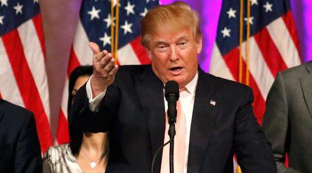 Donald Trump Sarankan Pendukungnya untuk Tembak Hillary Clinton