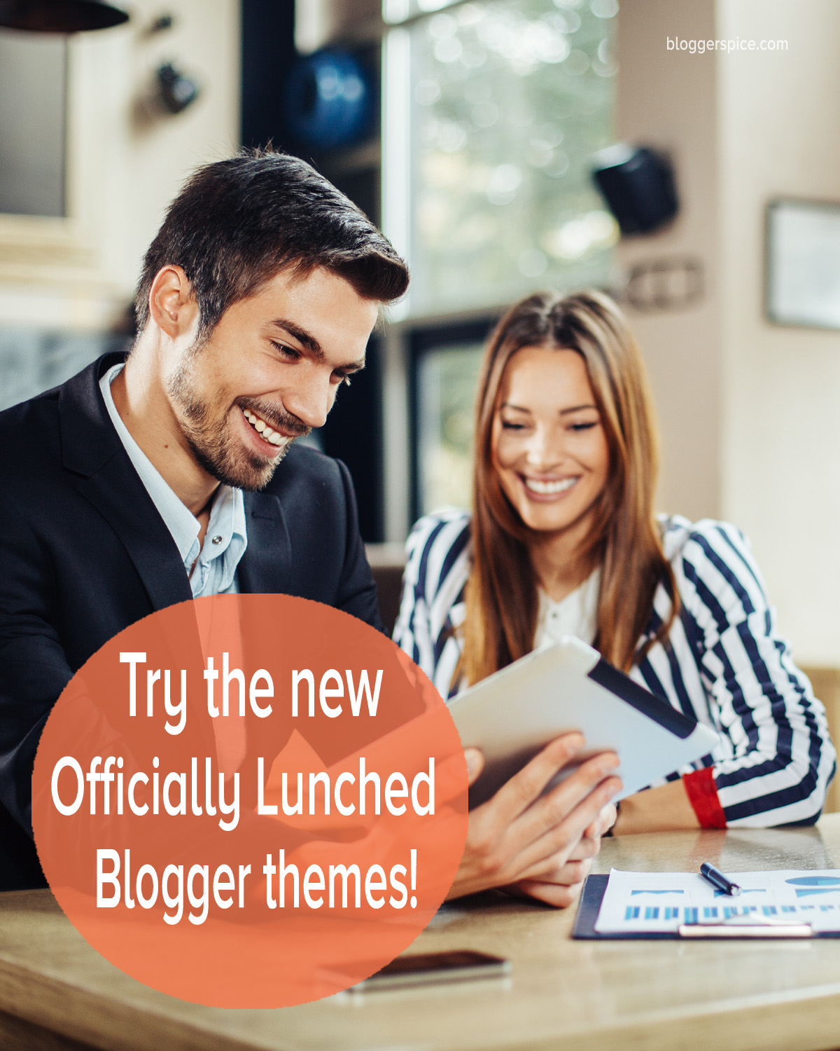 Blogger Officially Lunched 4 stylish new Responsive Themes