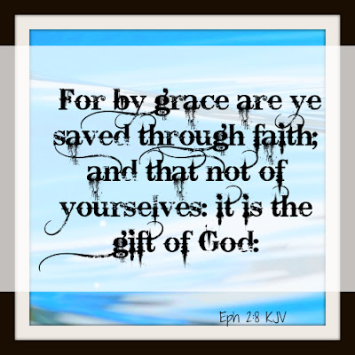 City of David - For by Grace you were saved through faith