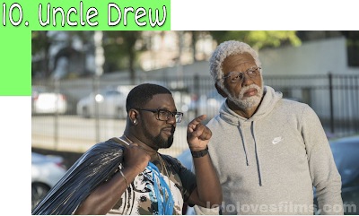 Uncle Drew 2018 Kyrie Irving Lil Rey Howery