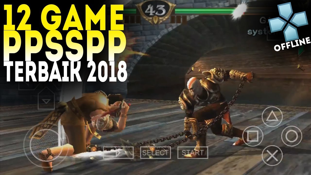 Download game psp terbaik