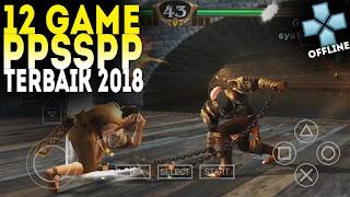 12 Game PSP Terbaik Untuk PPSSPP Android 2018