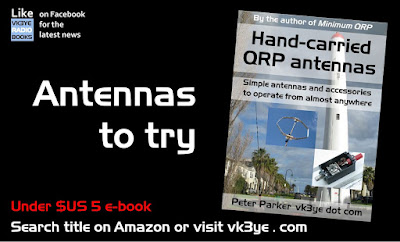 Link to find out more about Hand Carried QRP Antennas