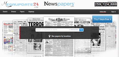 Daily Newspapers in the United States,  United States Newspapers, Daily Newspapers In USA.