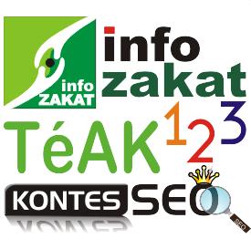 Kontes SEO Info Zakat dan Teak123