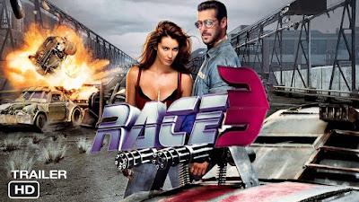 Race 3 Hindi Movie