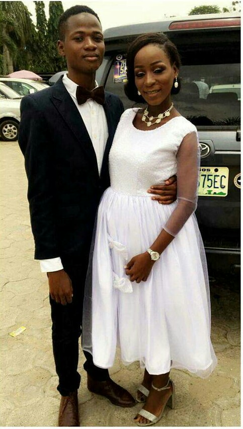 IMG 20170504 094316 494 - Checkout Wedding Photos Of The Youngest Couple In Nigeria