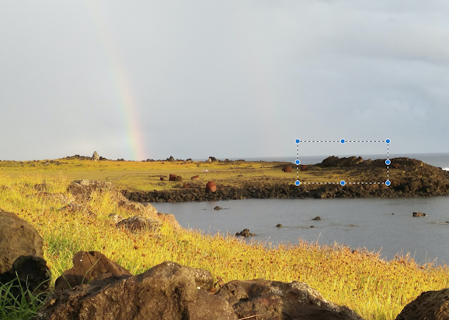 Vaihu, Isla de Pascua