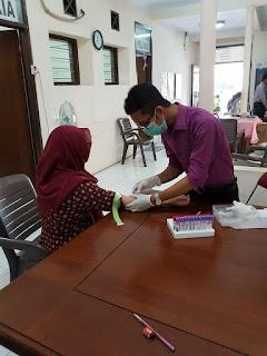 Check Up Prolanis Klinik Al Furqan