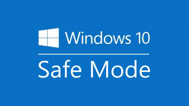Seperti Inilah Cara Masuk ke Safe Mode Windows 10 Beserta Penjelasan Serta Fungsinya + Video Khusus Pemula