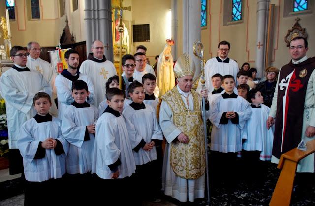 Misión mariana en Italia