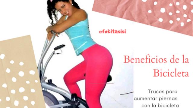(Imagen) Disfruta de los beneficios de andar en bicicleta al aire libre, te entrenas, despejas tu mente, y disfrutas del efecto de las hormonas del ejercicio
