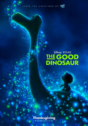 The Good Dinosaur 2015 Dual Audio BRRip Hindi Tamil Telugu