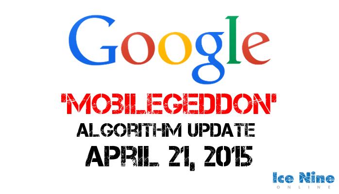 Mobilegeddon Dalam Pencarian Google