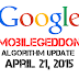 Dampak Mobilegeddon Dalam Pencarian Google