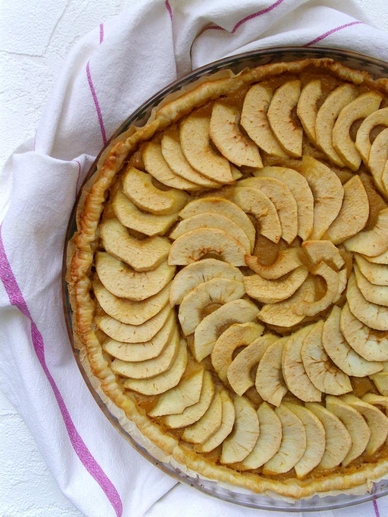 applesauce tart recipe