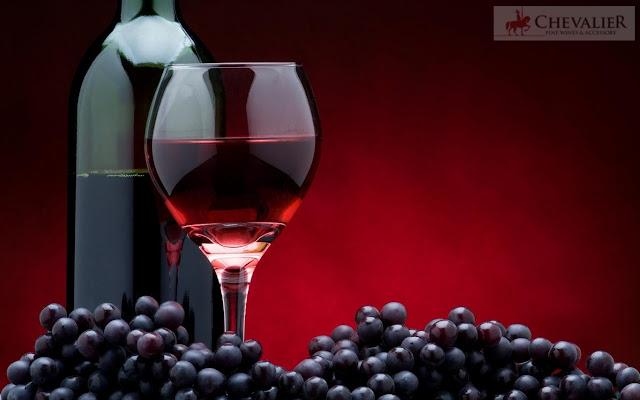 Rượu vang đỏ thần dược chống lão hóa