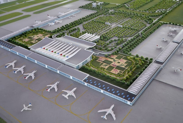 Bandara Kertajati Majalengka Ditarget Rampung 2017