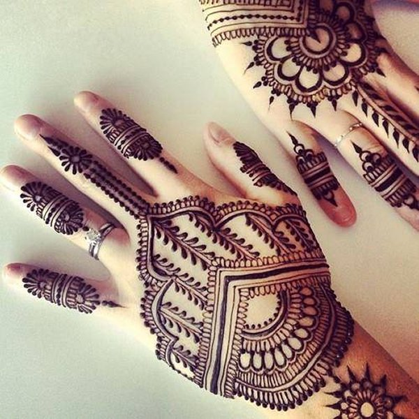 Fashtalia Girl New Ideas Of Amazing Henna Designs