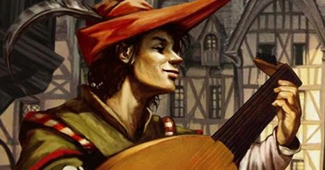 Mundo Literario Da Cecy O Menestrel William Shakespeare