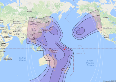 Satelit Intelsat 805 169.0°E CBand