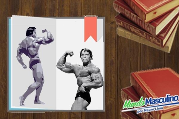 Motivação #09 Arnold Schwarzenegger o pai da musculação