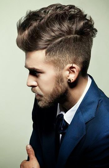 Swell Boys Hairstyle Want Be Handsome With New Hairstyle Here39S How Hairstyles For Women Draintrainus