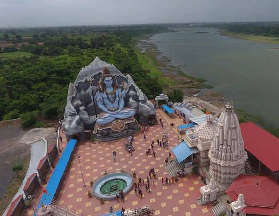 Galteshwar Mahadev Mandir in Timba Kamrej near Surat