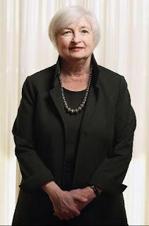 جانيت يلين رئيس مجلس الاحتياطي الفيدرالي الأمريكي.