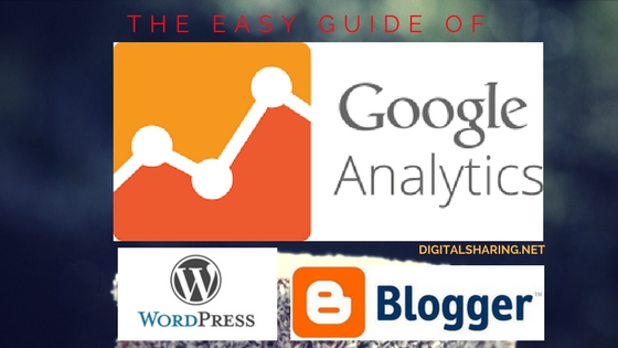 google analytics on any website