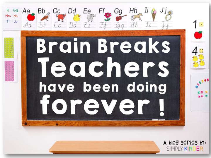 Slide1 - Brain Break Kindergarten