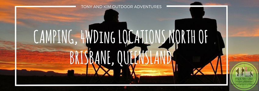 OUR TOP 3 CAMPING, 4WDing LOCATIONS NORTH OF BRISBANE, QLD