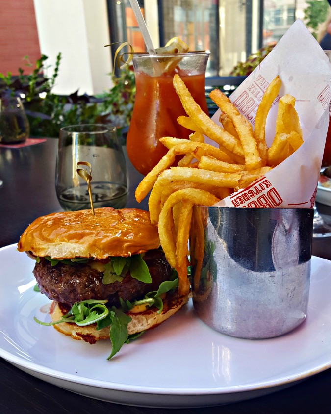 The Tale Of Two Burgers in DC: Duke's Grocery and DBGB