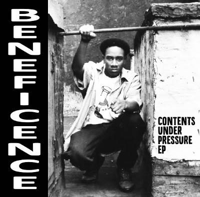 Beneficence - Contents Under Pressure (EP) - Album Download, Itunes Cover, Official Cover, Album CD Cover Art, Tracklist
