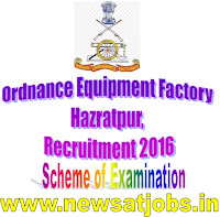 ordnace+equipment+factory+recruitment+2016+scheme+syllabus