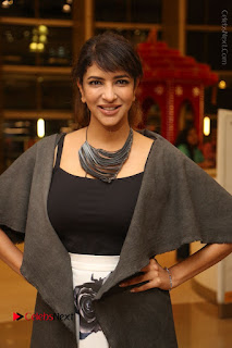 Actress Lakshmi Manchu Pos at Asian Para Badminton Championship Winners Felicitation Ceremony  0014.JPG