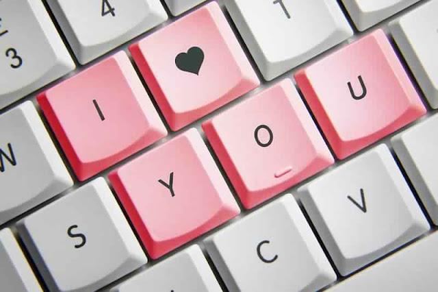 Sms d'amour je t'aime mon chéri