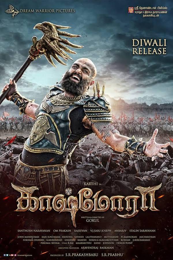 Kaashmora Tamil Movie Download HD Full 2016 720p Bluray thumbnail