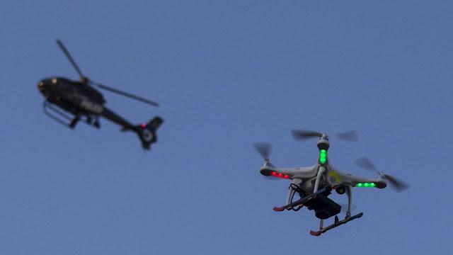 Detienen a una pareja por vender caramelos con droga y repartirlos con un dron en California