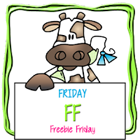 Freebie Friday The GREEN edition