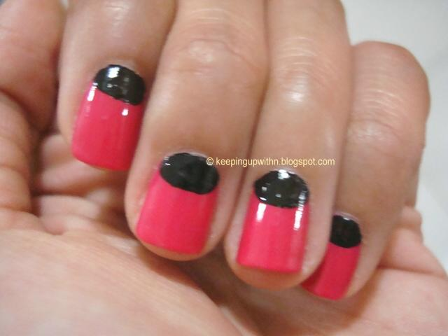 Half Moons On Your Fingernails - Pics about space