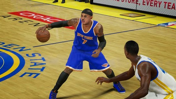 NBA 2K15 Roster Update 11/22/14