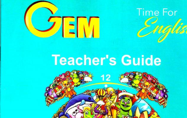 اجابات كتاب gem للصف السادس الابتدائي ترم اول 2019