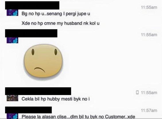 Wanita Perampas Suami Orang 'Serang' Isterinya