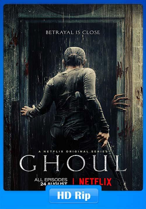 Ghoul 2018 720p Hindi Dubbed HDRip x264 | 480p 300MB | 100MB HEVC