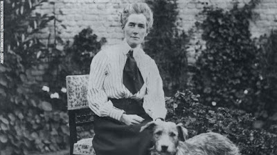 Google Doodle Edith Cavell